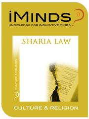 Cover of: Sharia Law