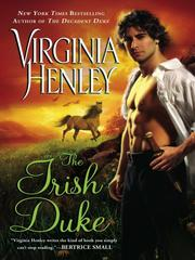 Cover of: The Irish Duke