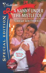 Cover of: A Nanny Under the Mistletoe