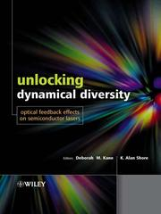 Cover of: Unlocking Dynamical Diversity