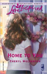 Cover of: Home to You