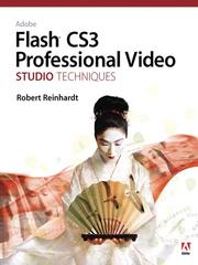 Cover of: Adobe® Flash® CS3 Professional Video Studio Techniques