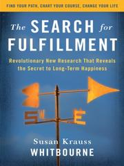 Cover of: The Search for Fulfillment