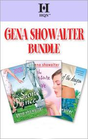 Cover of: Gena Showalter Bundle