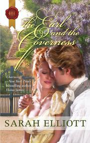 Cover of: The Earl and the Governess