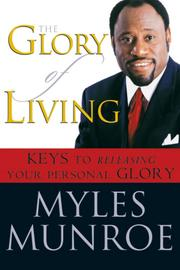 Cover of: Glory of Living