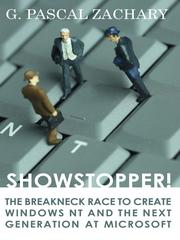 Cover of: Showstopper