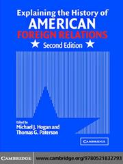 Cover of: Explaining the History of American Foreign Relations