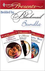 Cover of: Bedded by Blackmail Bundle