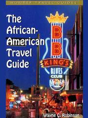 Cover of: African American Travel Guide