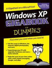 Cover of: Windows XP Gigabook For Dummies