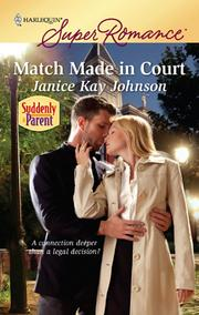 Cover of: Match Made in Court