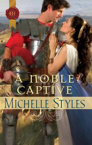 Cover of: A Noble Captive