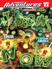 Cover of: Marvel Adventures Super Heroes