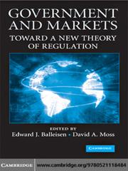 Cover of: Government and Markets