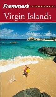 Cover of: Frommer's Portable Virgin Islands