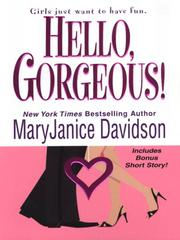 Cover of: Hello, Gorgeous!