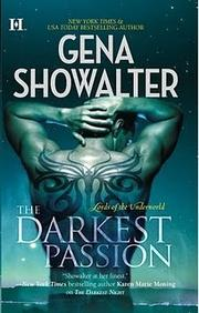Cover of: The Darkest Passion (Lords of the Underworld, #5)