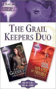 Cover of: The Grail Keepers Duo (Bundle)