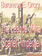 Cover of: The League of the Scarlet Pimpernel