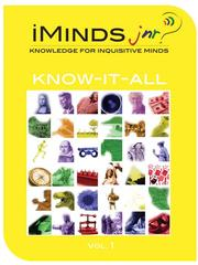 Cover of: Know It All, Volume 1