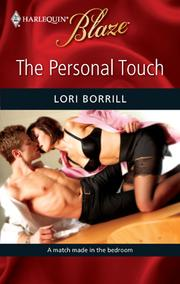 Cover of: The Personal Touch