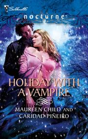 Cover of: Holiday with a Vampire