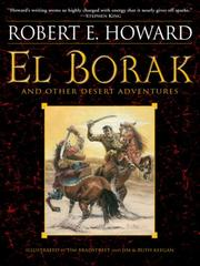 Cover of: El Borak and Other Desert Adventures