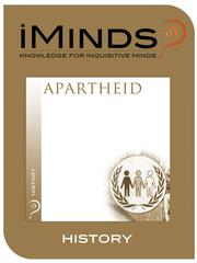 Cover of: Apartheid