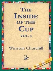 Cover of: The Inside of the Cup Vol 4.