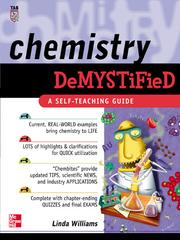 Cover of: Chemistry Demystified