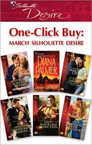 Cover of: One-Click Buy: March Silhouette Desire