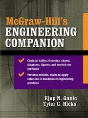 Cover of: McGraw-Hill's Engineering Companion
