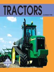 Cover of: Tractors