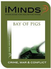 Cover of: Bay of Pigs