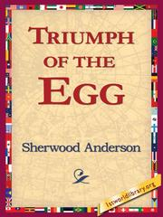 Cover of: Triumph of the Egg