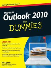 Cover of: Outlook® 2010 For Dummies®
