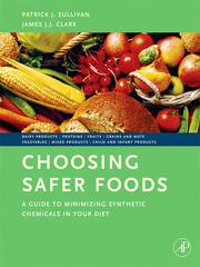 Cover of: Choosing Safer Foods