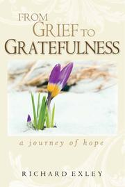 Cover of: From Grief to Gratefulness