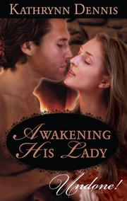 Cover of: Awakening His Lady