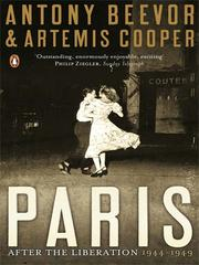 Cover of: Paris After the Liberation: 1944 - 1949