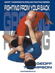 Cover of: Fighting From Your Back