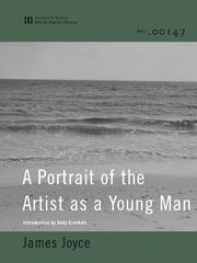 Cover of: A Portrait of the Artist as a Young Man