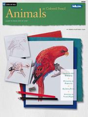 Cover of: Animals in Colored Pencil