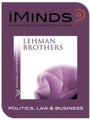 Cover of: Lehman Brothers