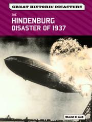 Cover of: The Hindenburg Disaster of 1937
