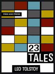 Cover of: Twenty Three Tales