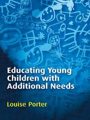 Cover of: Educating Young Children with Additional Needs