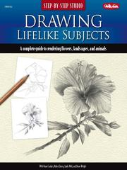 Cover of: Drawing Lifelike Subjects