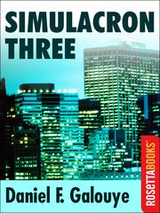 Cover of: Simulacron Three